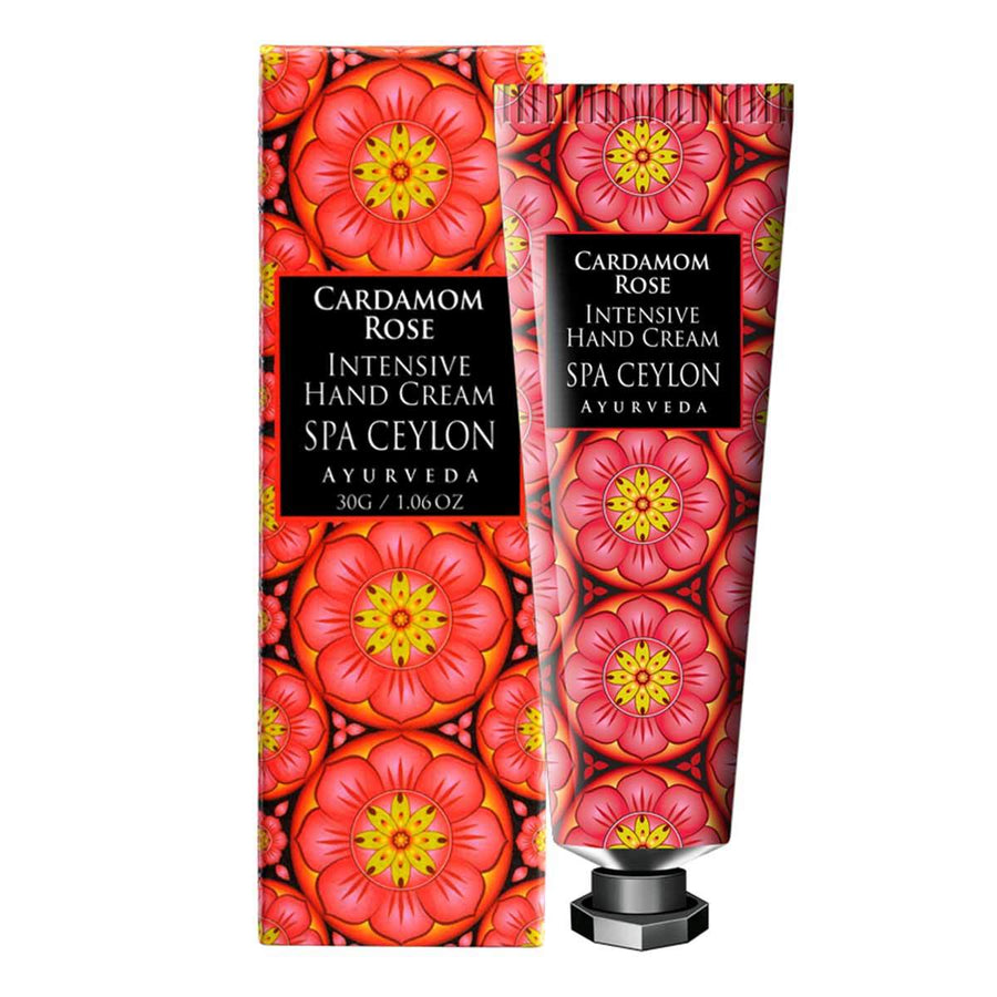 Primary image of Cardamom Rose Intensive Hand + Nail Cream