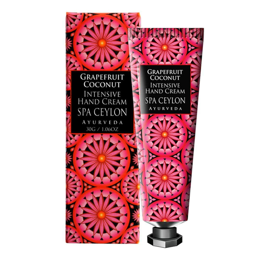 Primary image of Grapefruit Coconut Intensive Hand Cream