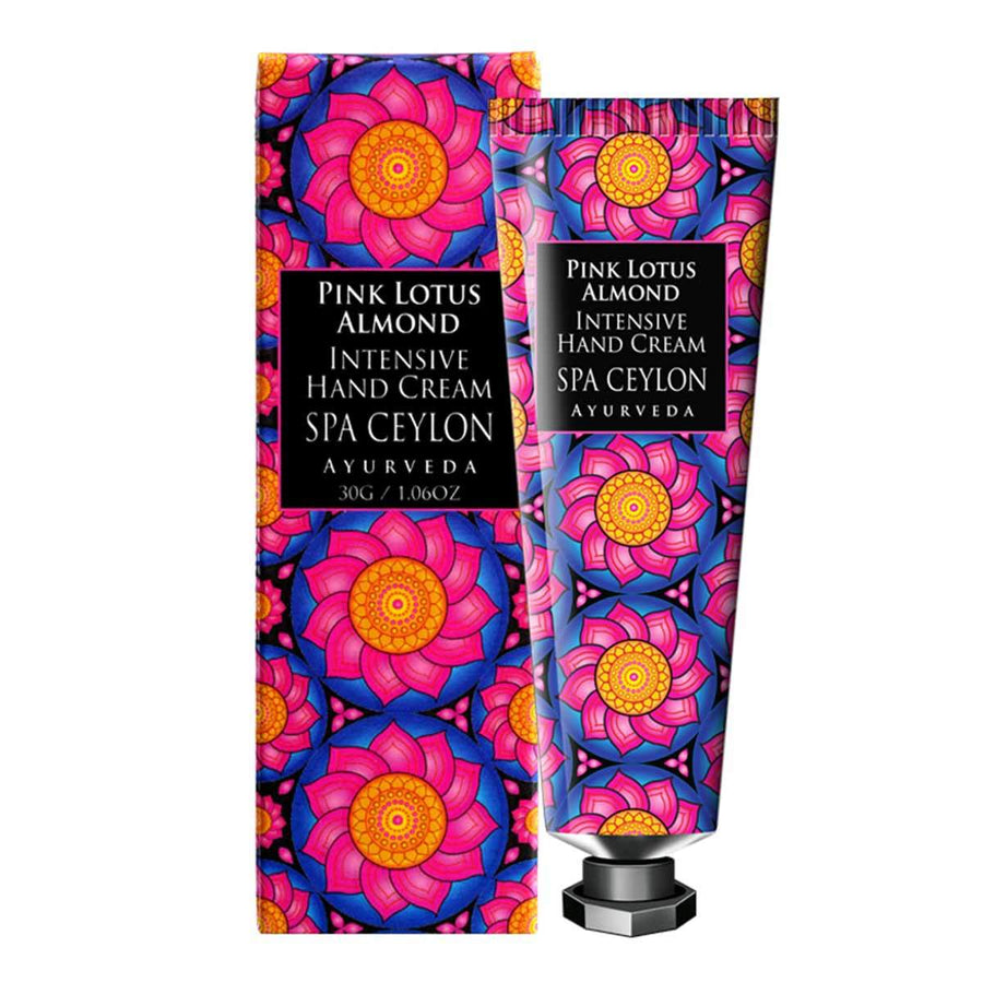 Primary image of Pink Lotus Almond Intensive Hand Cream