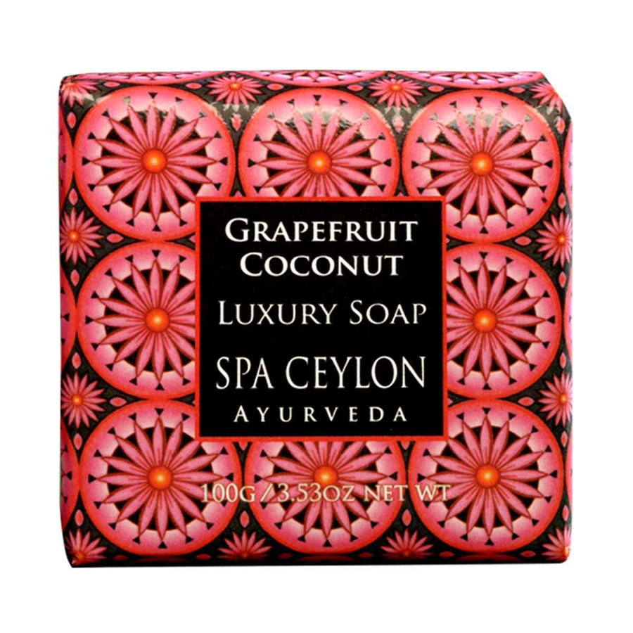 Primary image of Small Grapefruit Coconut Luxury Soap