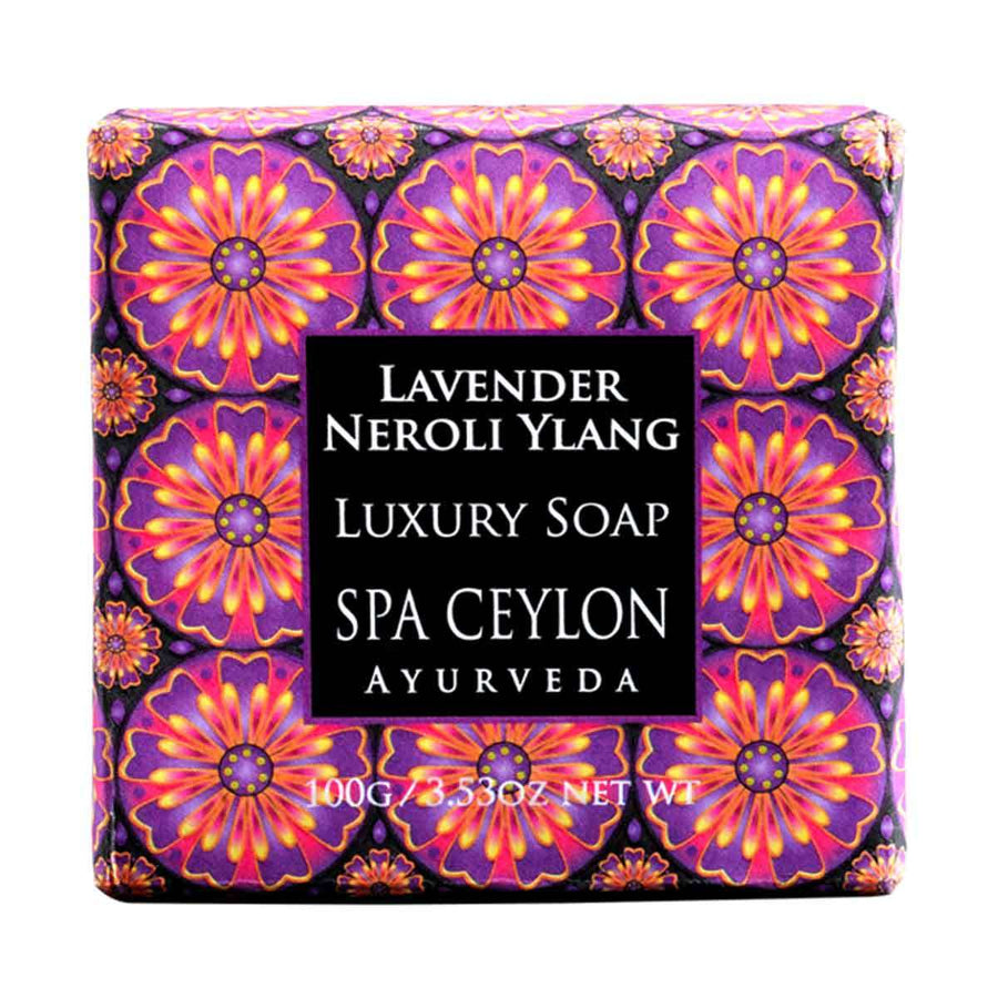 Primary image of Small Lavender Neroli Ylang Luxury Soap
