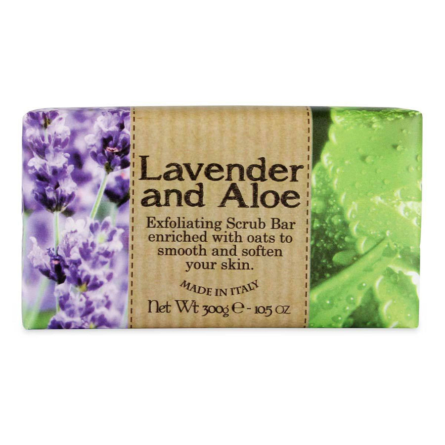 Primary image of Lavender + Aloe Scrub Bar