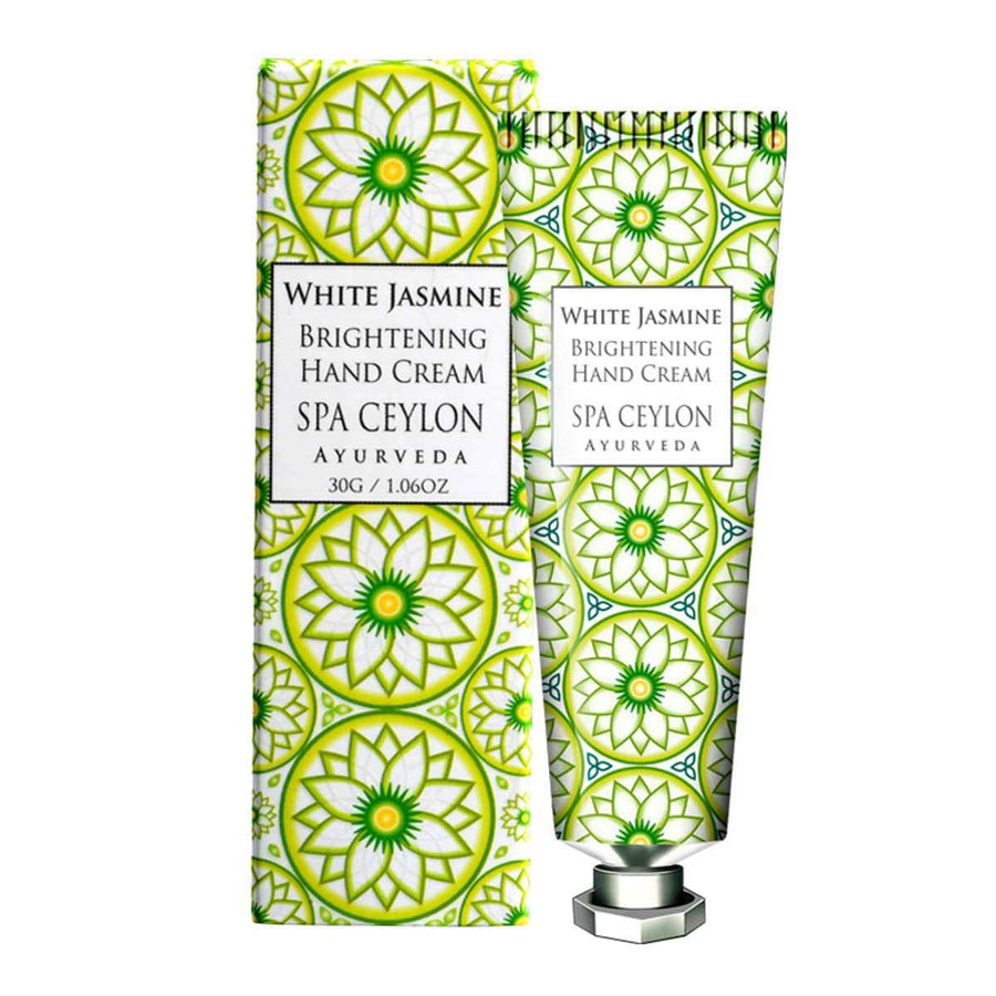 Primary image of White Jasmine Brightening Hand Cream