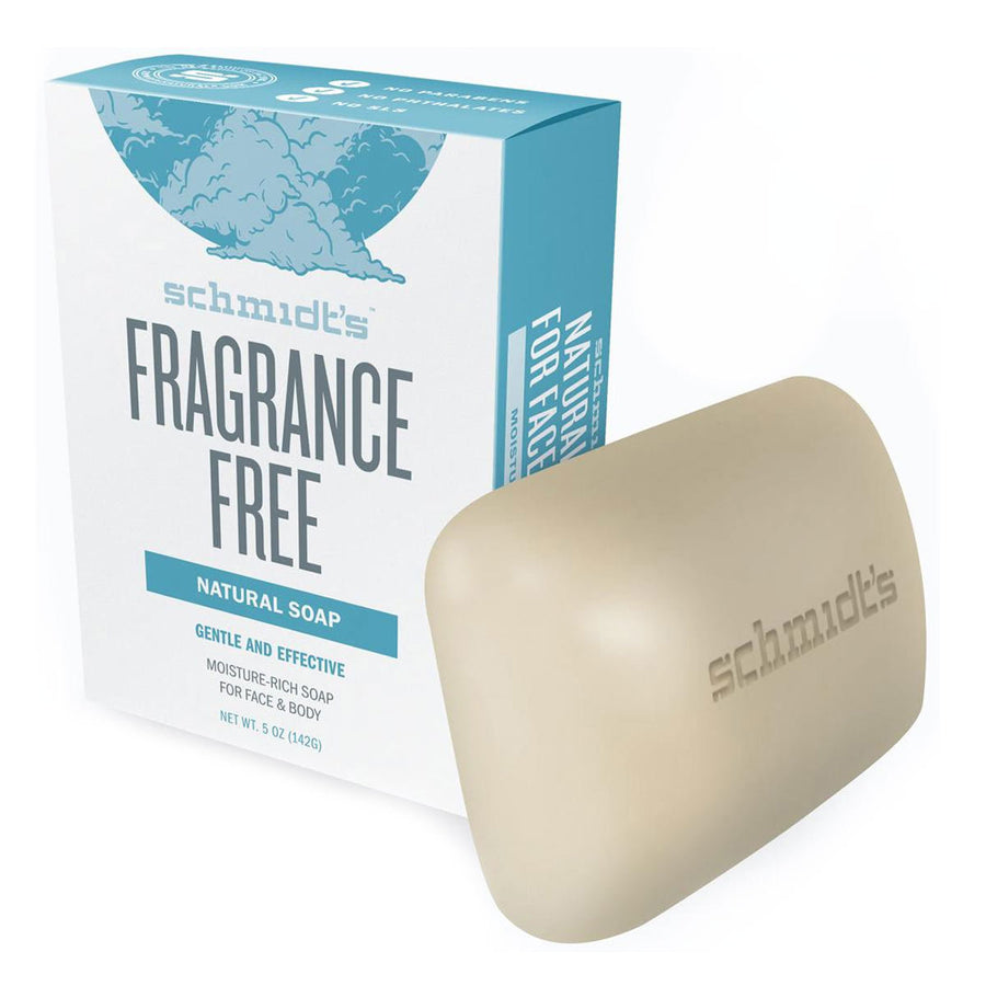 Primary image of Fragrance Free Natural Bar Soap
