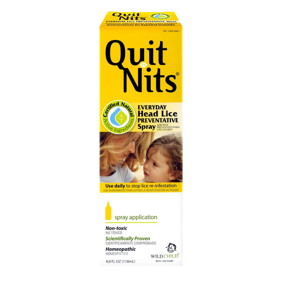 Primary image of Quit Nits Everyday Head Lice Preventative Spray