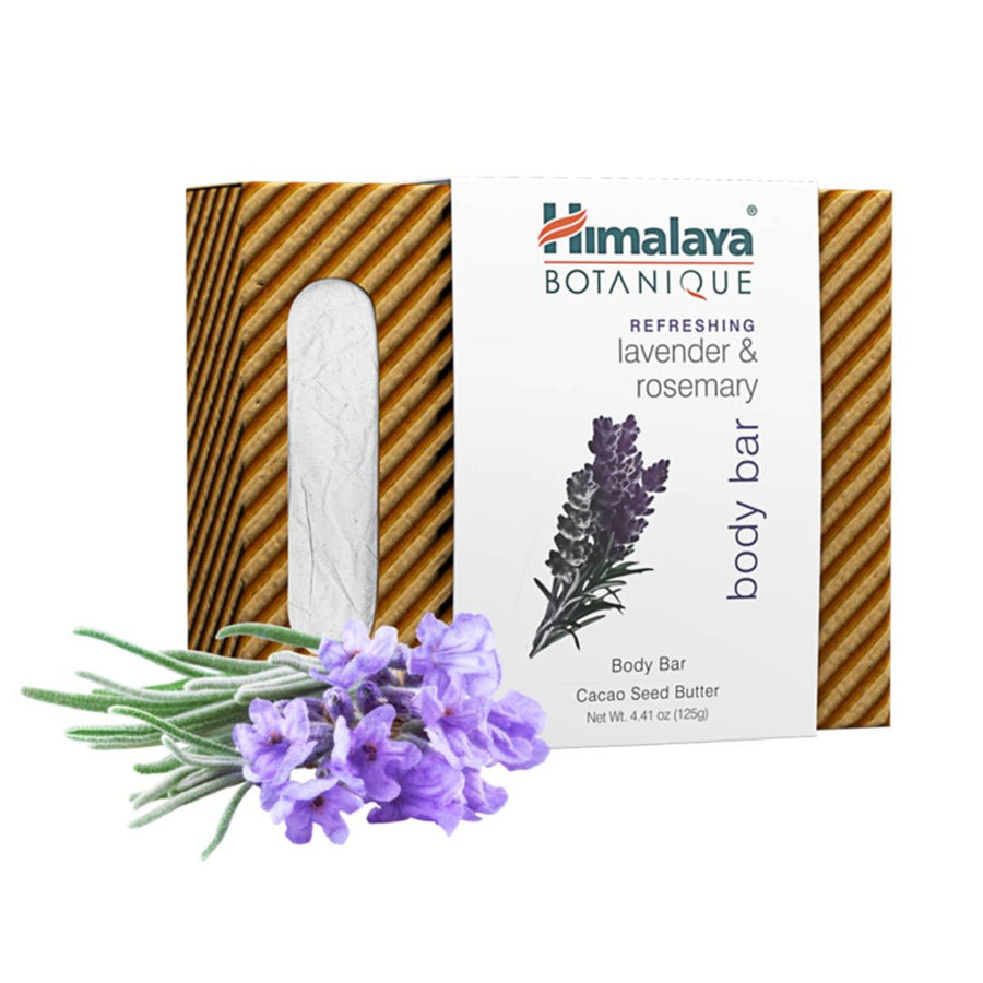 Primary image of Refreshing Lavendar + Rosemary Body Bar