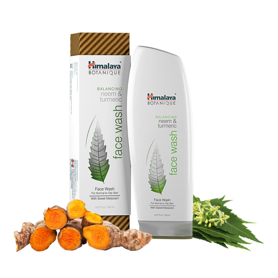 Primary image of Neem & Turmeric Face Wash