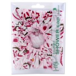 Primary image of Floral Bouffant Shower Cap