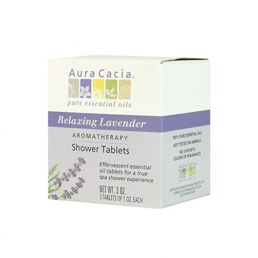 Primary image of Relaxing Lavender Shower Tablets (3 Pack)