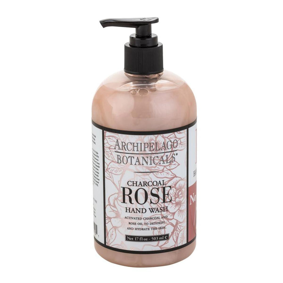 Primary image of Charcoal Rose Hand Wash