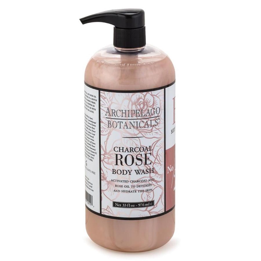 Primary image of Charcoal Rose Body Wash