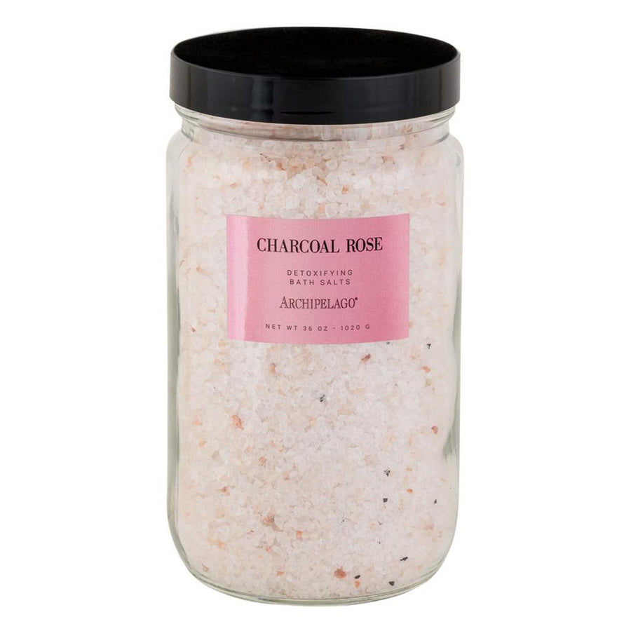 Primary image of Charcoal Rose Bath Salts