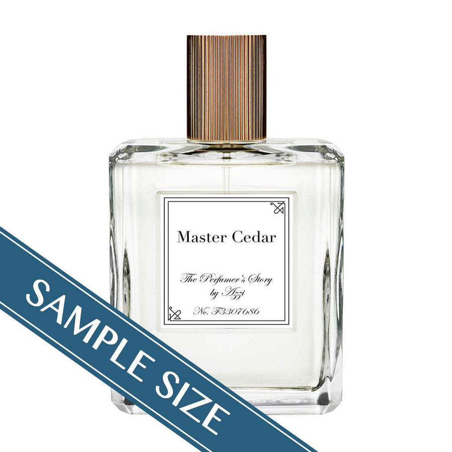 Primary image of Sample - Master Cedar Eau de Parfum
