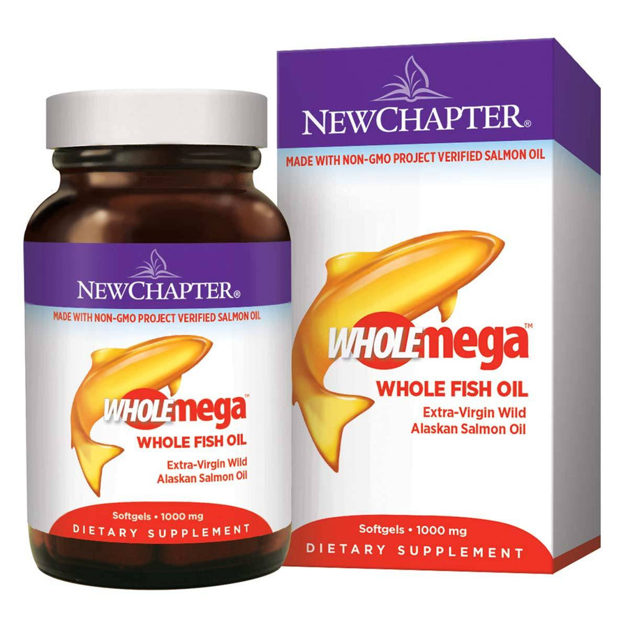 Primary image of Wholemega 1000mg Whole Fish Oil