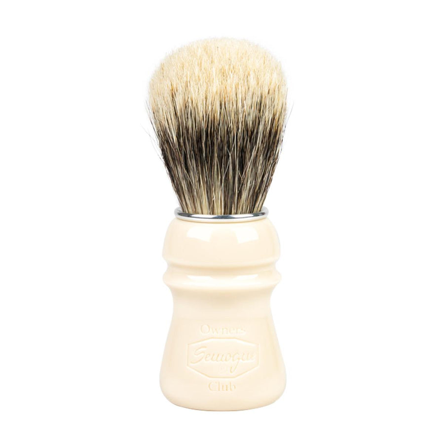 Primary image of SOC Mistura Badger + Boar Taj Resin Shaving Brush