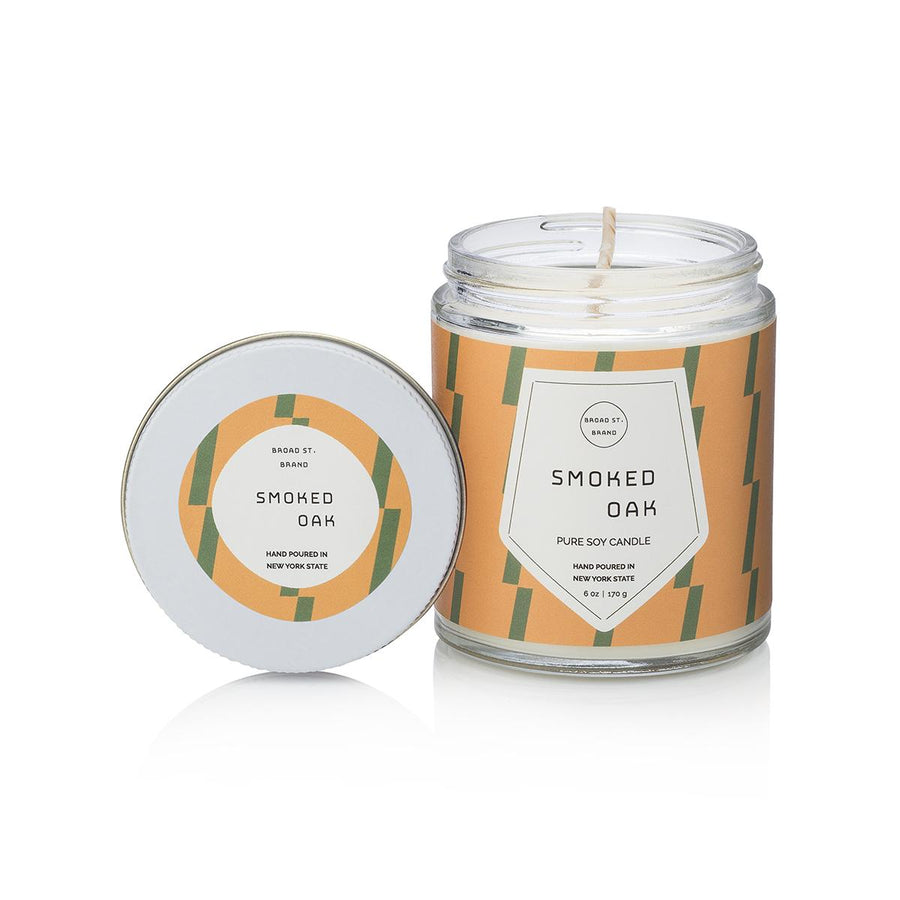 Primary image of Smoked Oak Pure Soy Candle