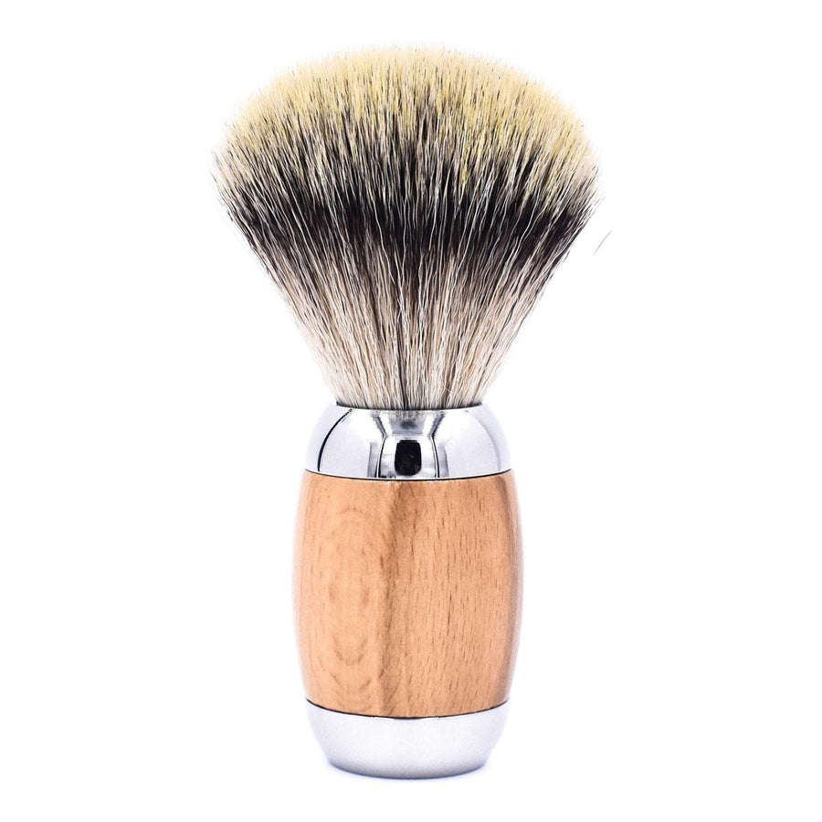 Primary image of Beechwood Shave Brush w/ Stand