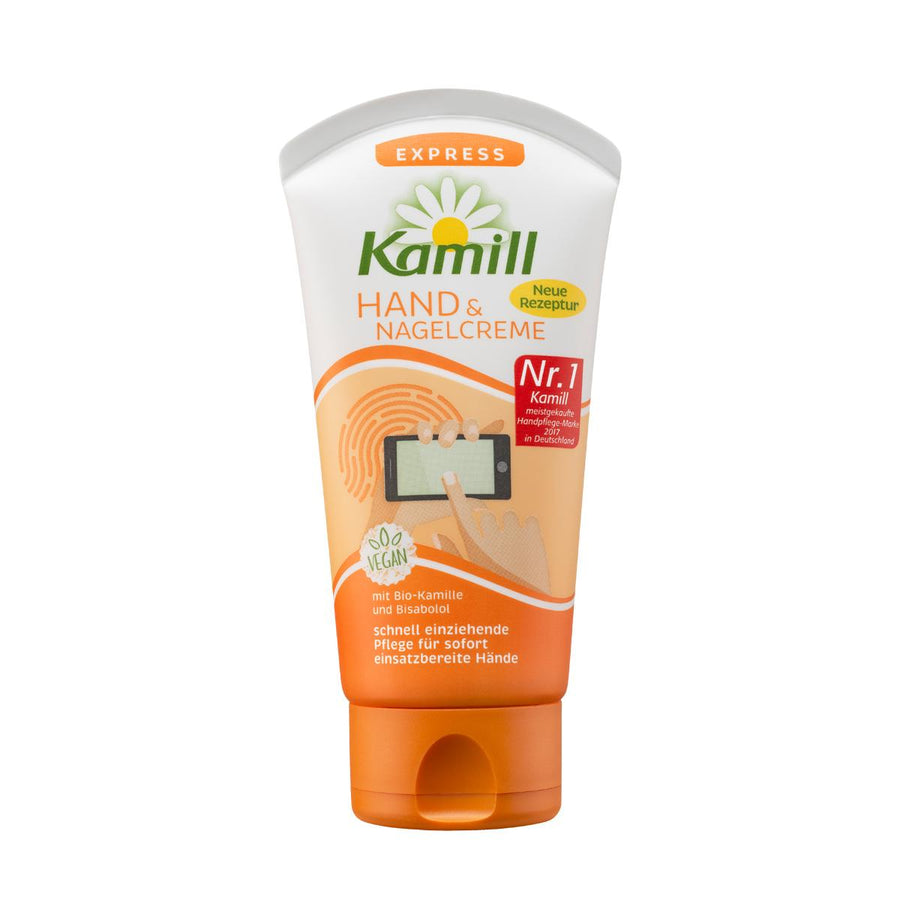 Primary image of Express Hand + Nail Cream