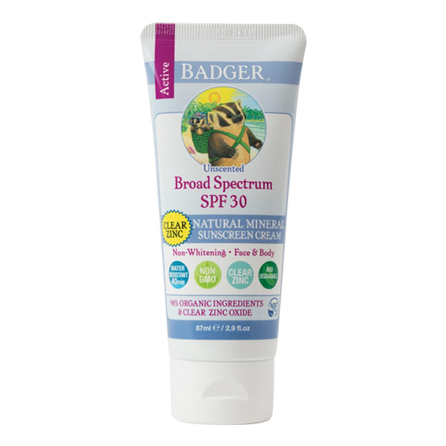 Primary image of SPF 30 Clear Zinc Sunscreen Lotion