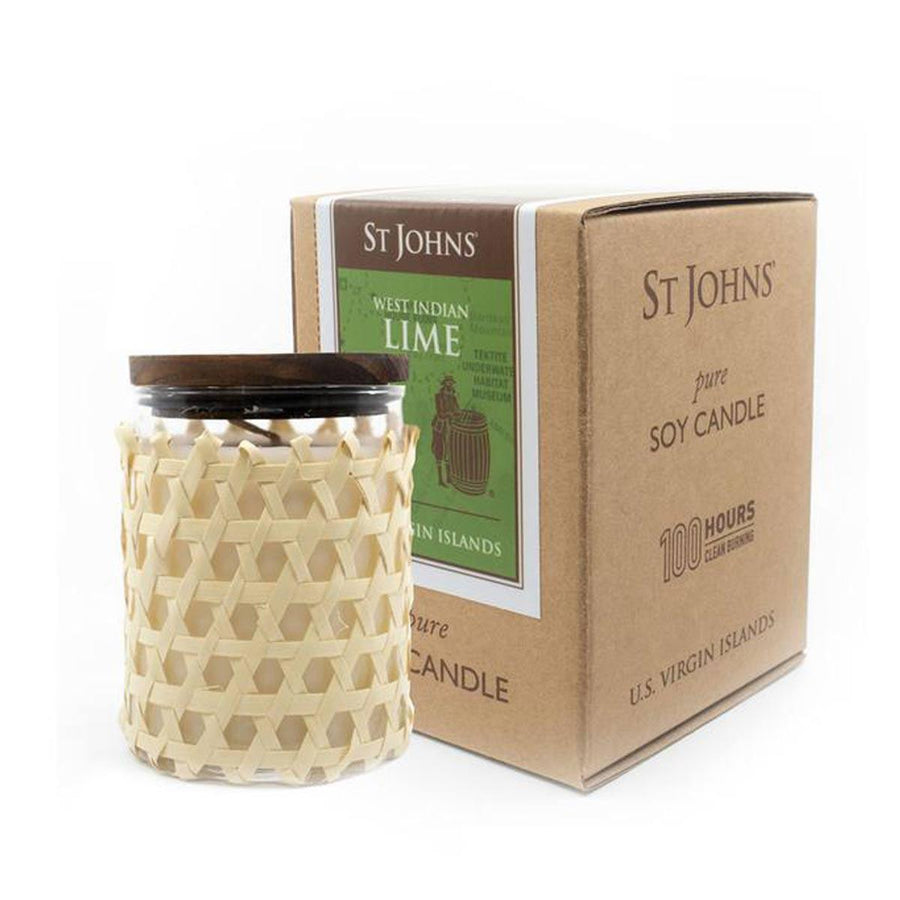 Primary image of Soy Lime Candle