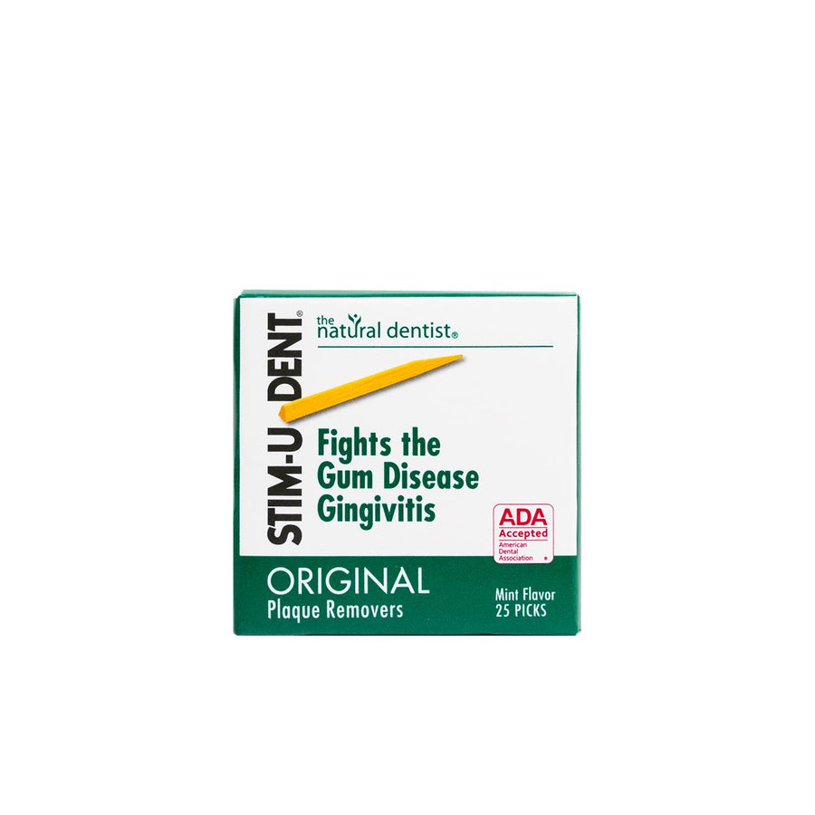 Primary image of Stim-U-Dent Plaque Removers (Mint)