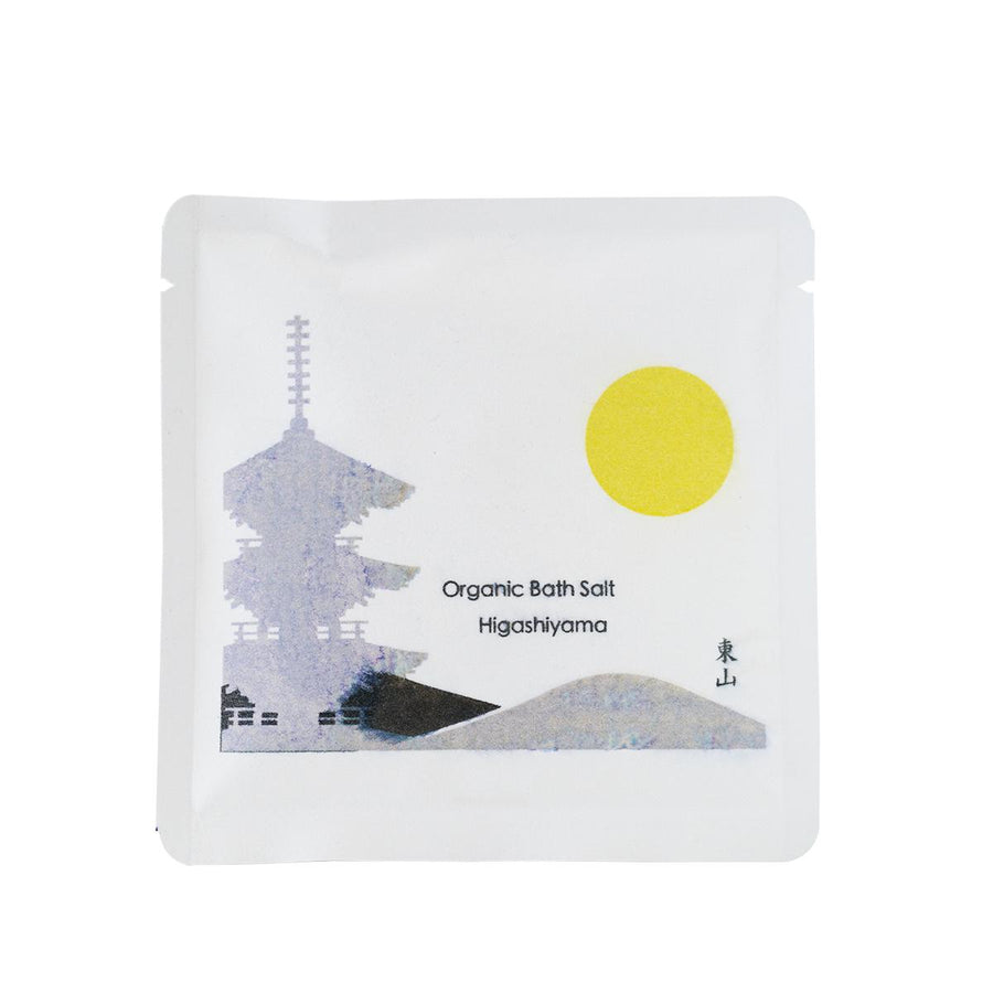 Primary image of Organic Higashiyama Bath Salt