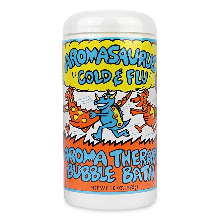 Primary image of Aromasaurus Rex Cold and Flu Bath for Children