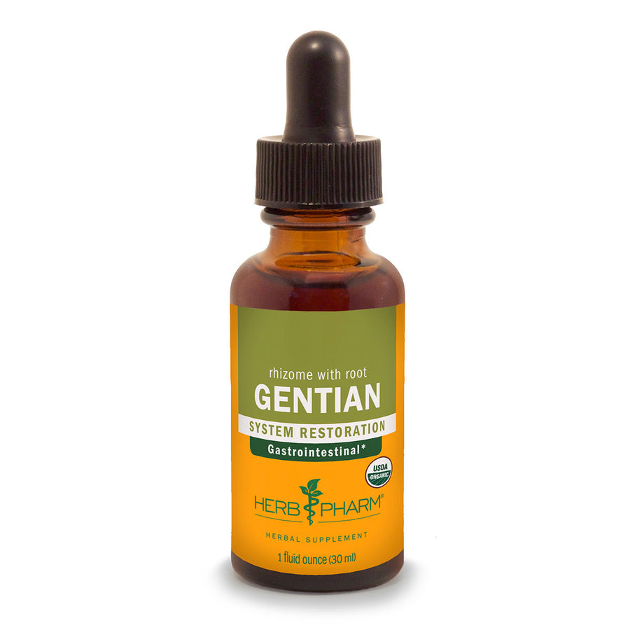 Primary image of Gentian Extract