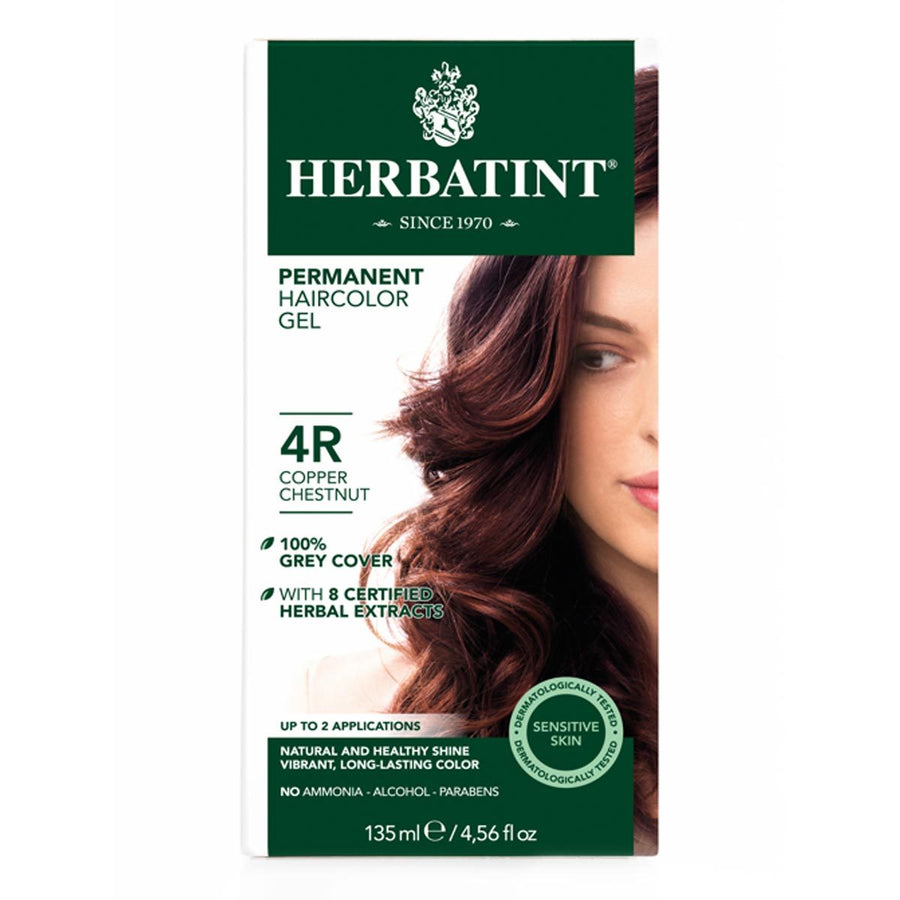 Primary image of 4R Copper Chestnut Permanent Hair Color Gel