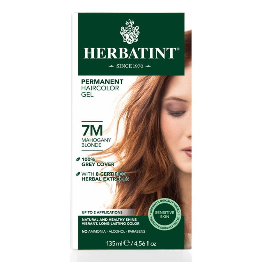 Primary image of 7M Mahogany Blonde Permanent Hair Color Gel