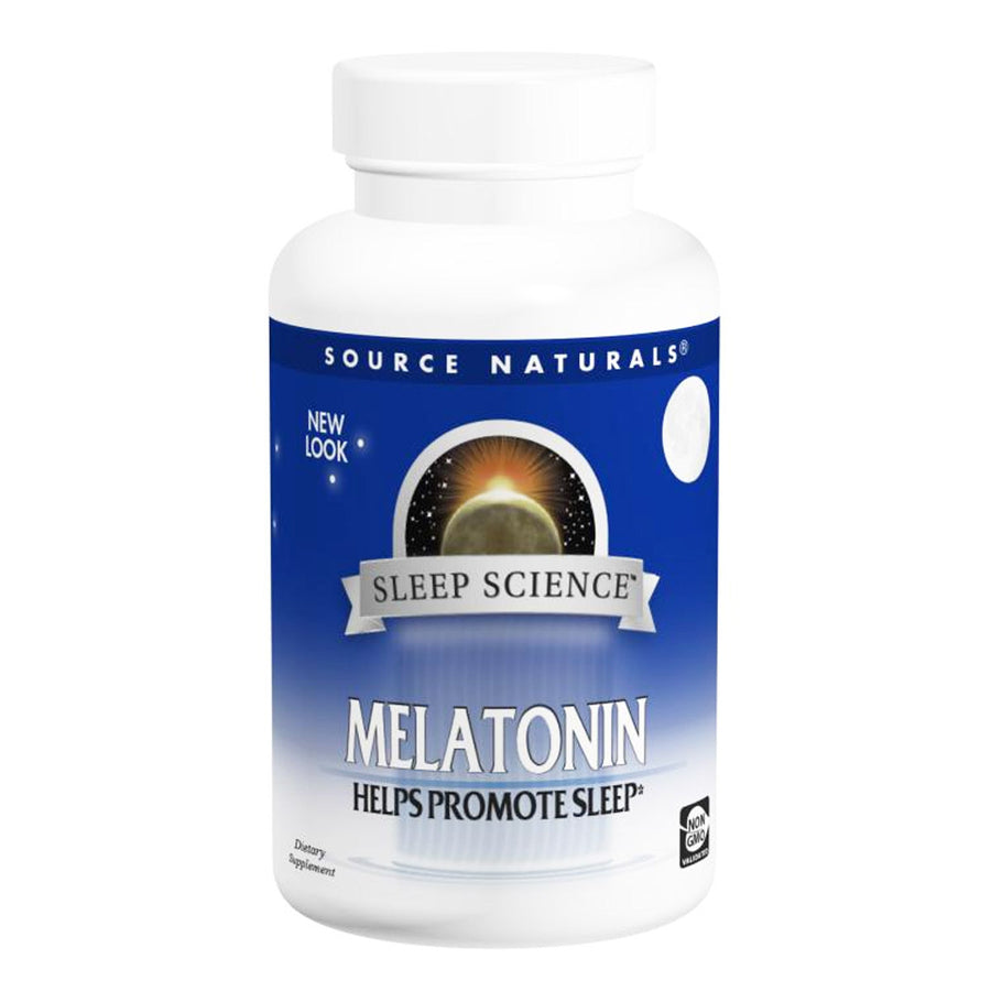 Primary image of Melatonin Sublingual Peppermint 2.5mg