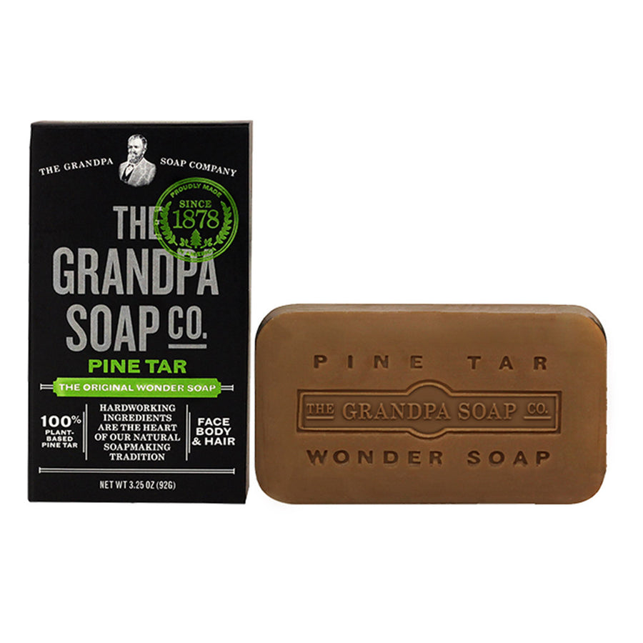Primary image of Pine Tar Soap