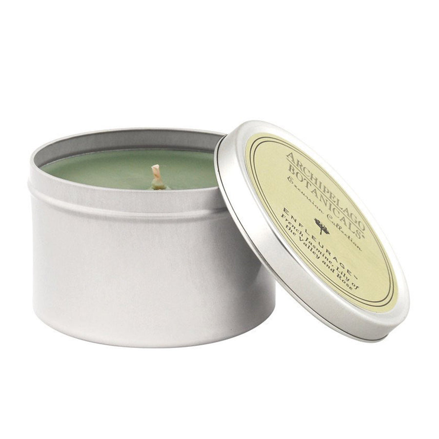 Primary image of Enfleurage Tin Candle