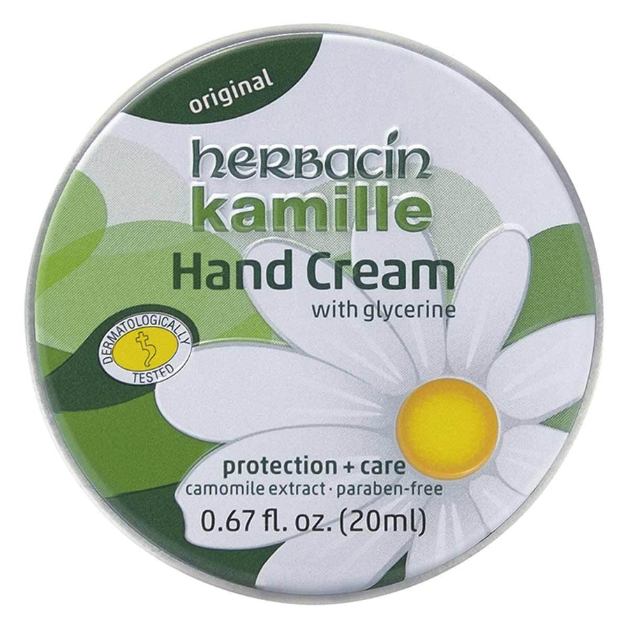 Primary image of Kamille + Glycerin Hand Cream Tin