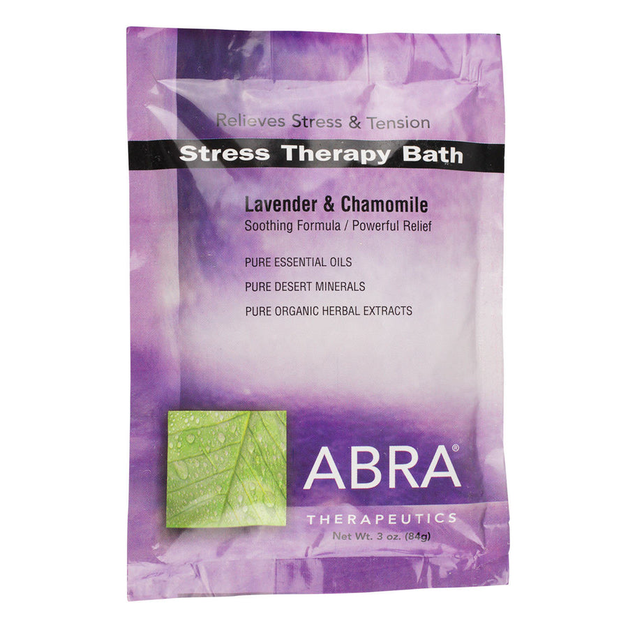 Primary image of Stress Therapy (Lavender + Chamomile) Bath Salt