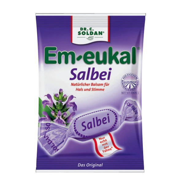 Primary image of Em-eukal Sage Drops (with Vitamin C)