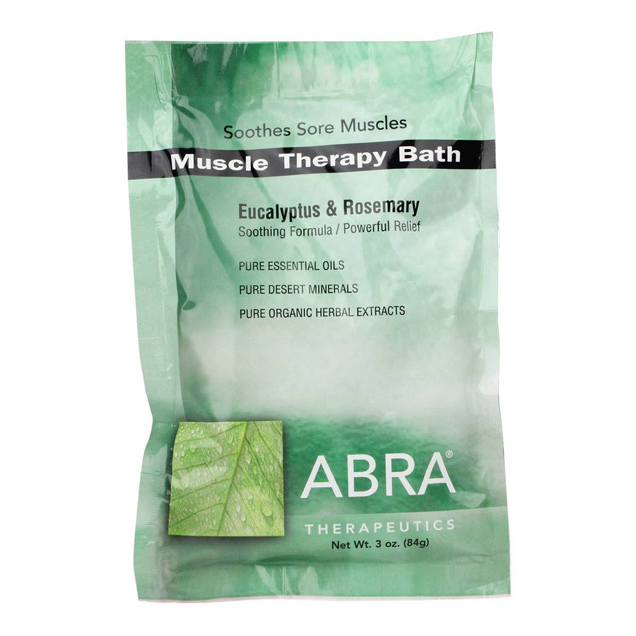 Primary image of Muscle Therapy (Eucalyptus + Rosemary) Bath Salts