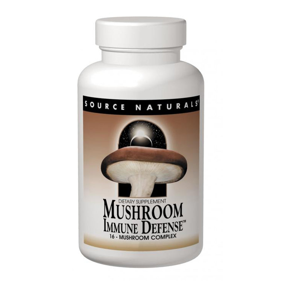 Primary image of Mushroom Immune Defense