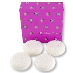 Primary image of Petite 4 Bar Lilac Soap Gift Set
