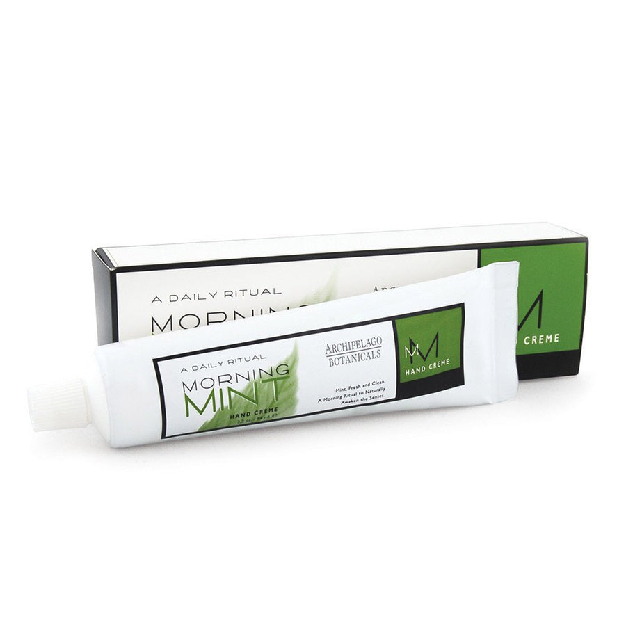 Primary image of Morning Mint Hand Cream Tube