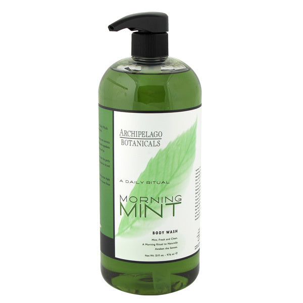 Primary image of Morning Mint Body Wash