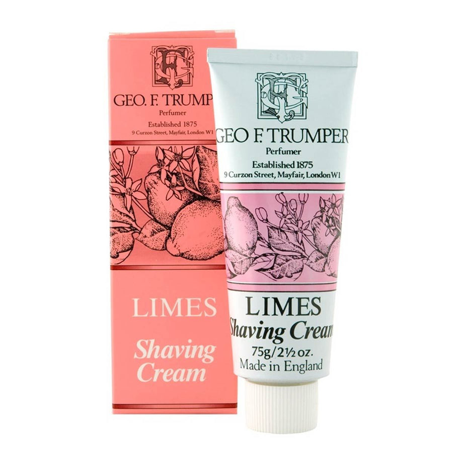 Primary image of Limes Soft Shaving Cream