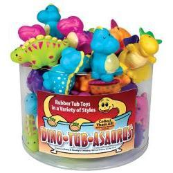 Primary image of Dino Tub Toy (1 Piece - Assorted)