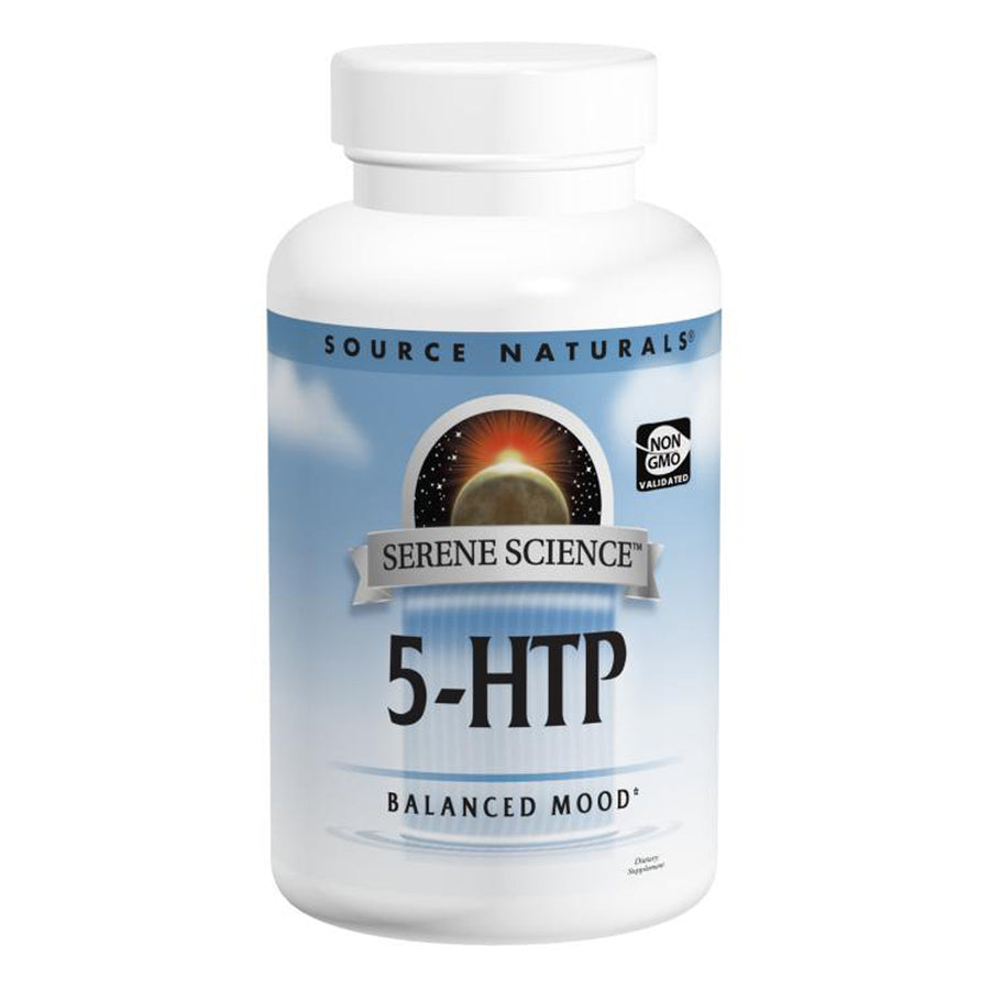 Primary image of Serene Science 5-HTP 50mg caps
