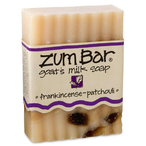 Primary image of Frankincense & Patchouli Soap