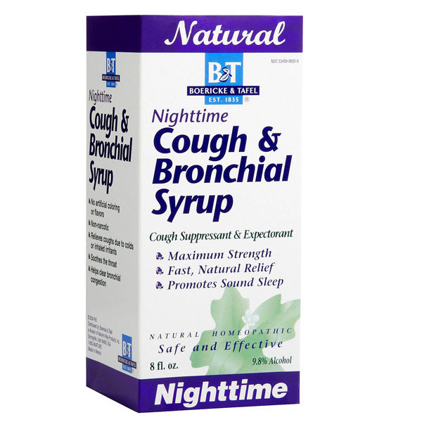Primary image of B&T Nighttime Cough & Bronchial Syrup