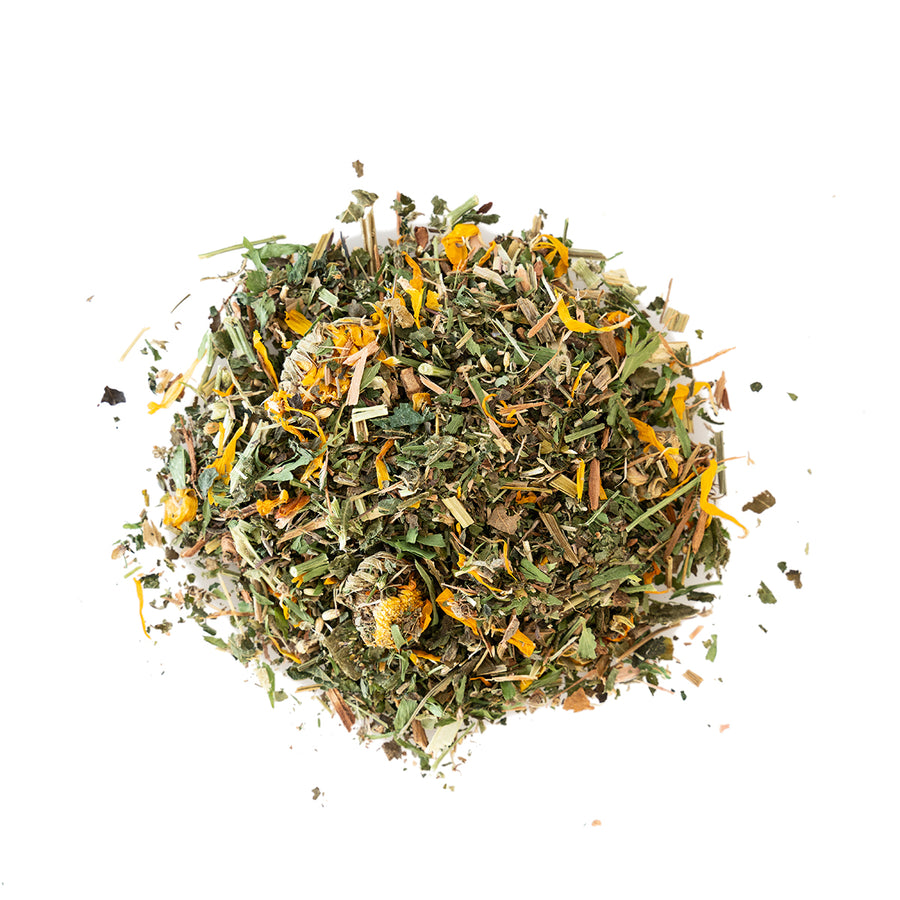 Smallflower Anti-Psoriasis Tea #73 (Schuppenflechtetee) (8 oz) #17553