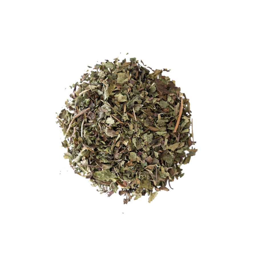 Smallflower Lemon Balm Leaves (Melissa officinalis) (3 oz) #11317