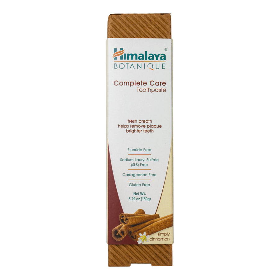Alternate image of Complete Care Simply Cinnamon Toothpaste