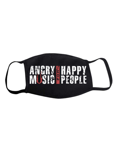 Mask for Angry Music Lovers